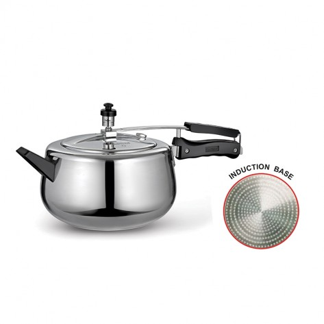 Pressure Cooker Solitaire (Induction Base)-5.0 L