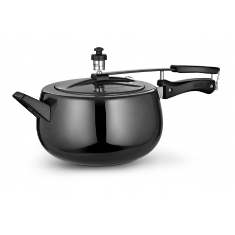 Pressure Cooker Solitaire IB Hard Anodised -6.5 L